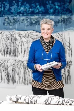 Pauline Burbidge - Dec 2014, photo, Philip Stanley Dickson