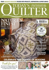 Todays Quilter 29 cover