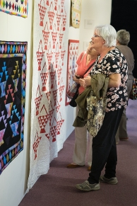 Quilt viewing 1 A45X8211