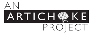 artichoke project logo black transparent