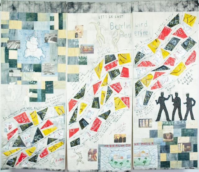 Berlin Wall QUilt