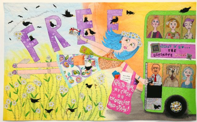Third-Place-Quilters-Guild-Challenge-Moira-Neal-Free-to-Just-Be-Me