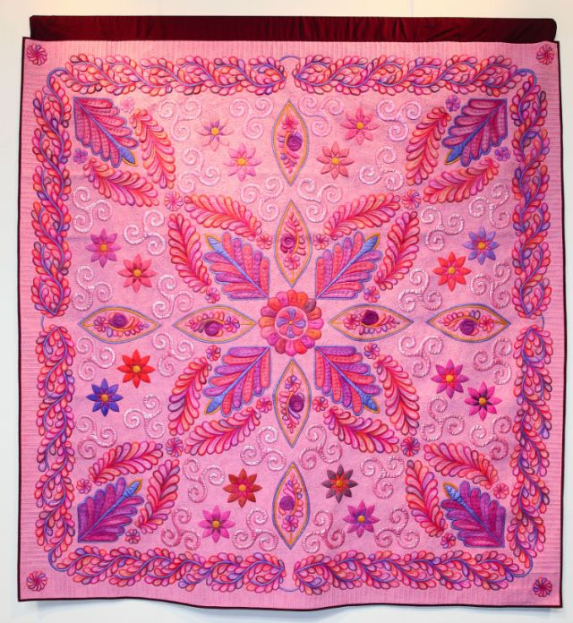 Winner-Contemporary-Quilts-Linzi-Upton-Beezlebub