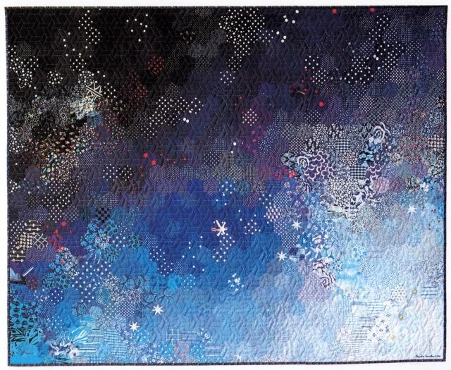 blues in the night © deirdre amsden 1991