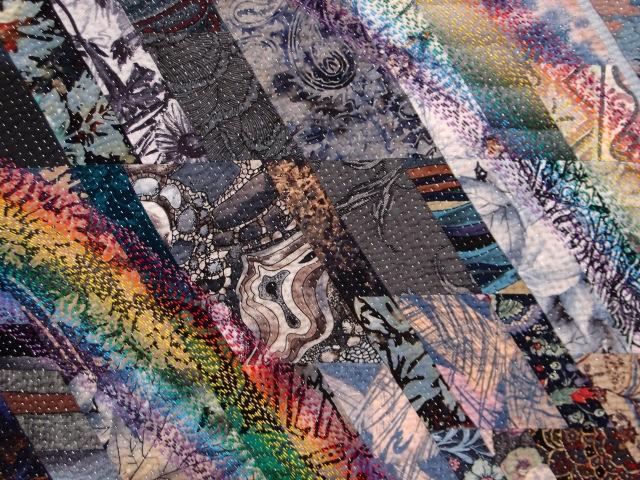 Rainbow Weather - DA/textile/432