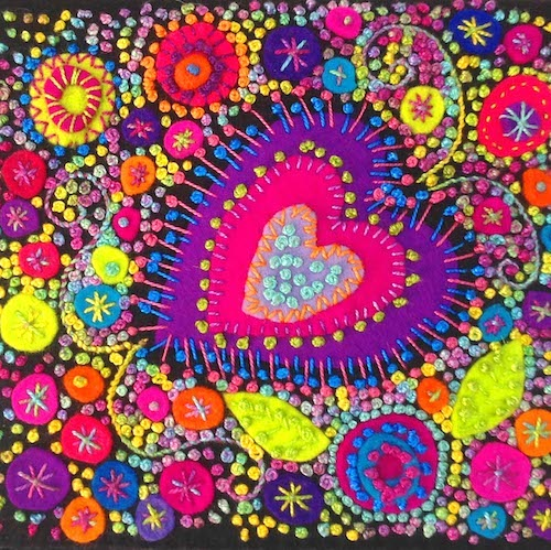 6. Gai Taylor Australia_I Love Needlecase Wool Felt