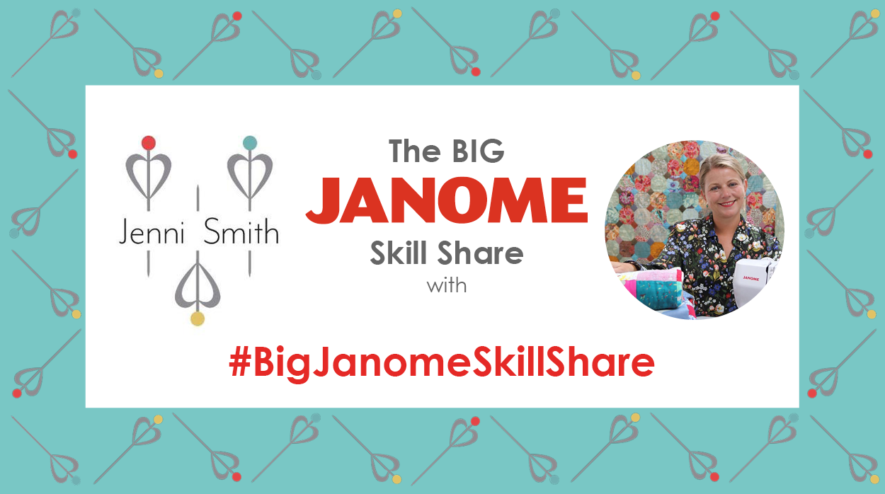 6563 ÔÇô The Big Janome Skill Share Social Media Campaign - Jenni Smith - MAIN - Twitter
