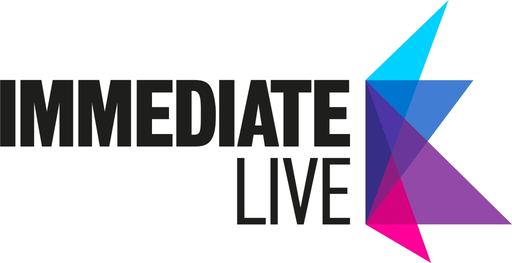 Immediate Live company logo.